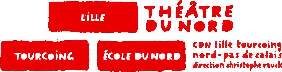 Logo Théâtre du Nord